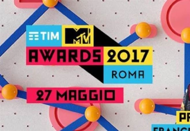 Musica, è tutto pronto per i Tim Mtv Awards 2017