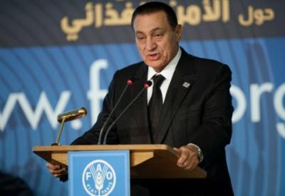 Hosni Mubarak  (Infophoto)