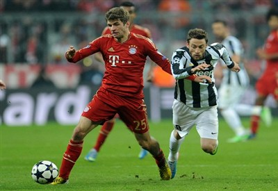 Thomas Muller (Infophoto)