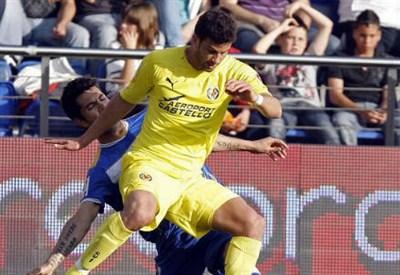 Mateo Musacchio, 23 anni, difensore argentino del Villarreal (INFOPHOTO)