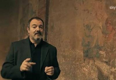 Carlo Lucarelli, conduttore di Profondo Nero
