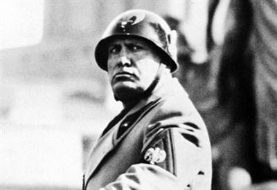 Benito Mussolini (1883-1945) (Foto dal web)
