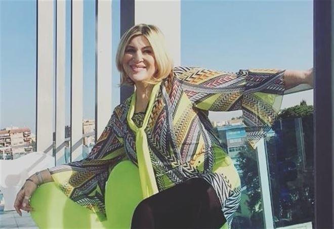 Nadia Rinaldi a Verissimo