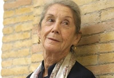 Nadine Gordimer (1923-2014) (Infophoto)