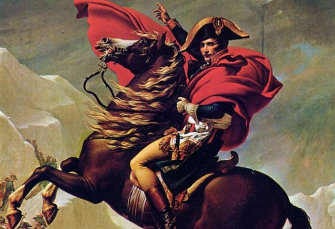 Caccia a fantasma Napoleone a Lucca