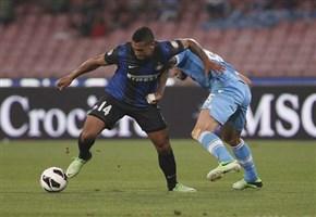 Video / Napoli-Inter (2-1): highlights e gol della partita. Calvino al cardiopalma nel finale (Serie A 2015-2016, 14^ giornata)