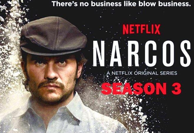 La terza stagione di Narcos è disponibile da oggi su Netflix