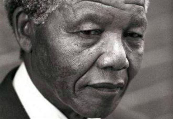 Nelson Mandela (Facebook)
