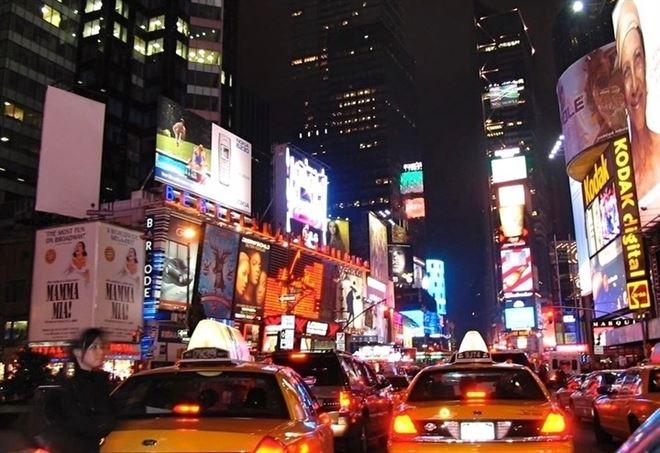Times Square (foto Riro Maniscalco)