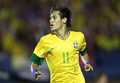 Neymar (Foto Infophoto)