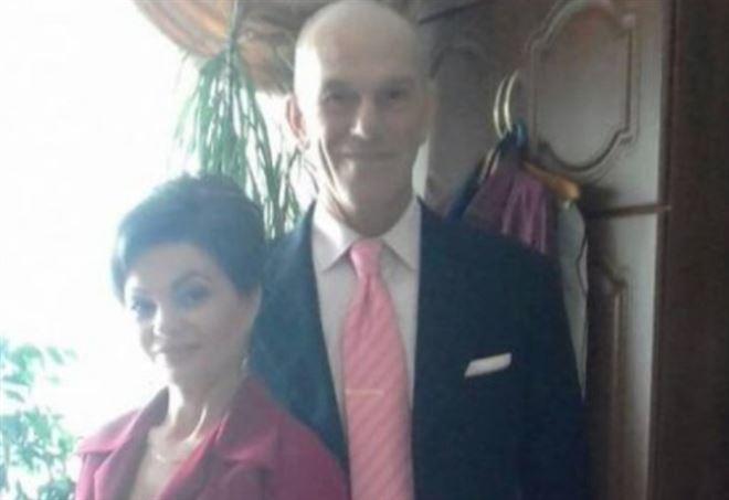 Nicola Pontiggia e la moglie Svetlana Balica (Facebook)