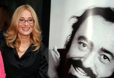 Nicoletta Mantovani, foto InfoPhoto