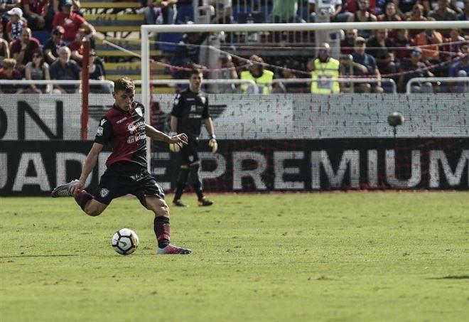 Calciomercato Napoli, Barella - La Presse
