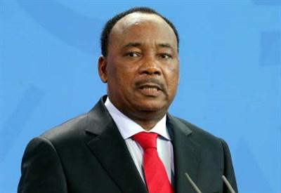 Il presidente nigeriano in carica