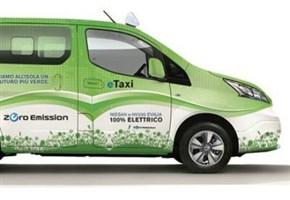 MOBILITY GREEN/ Nissan, a Ponza il primo Taxi-Van elettrico