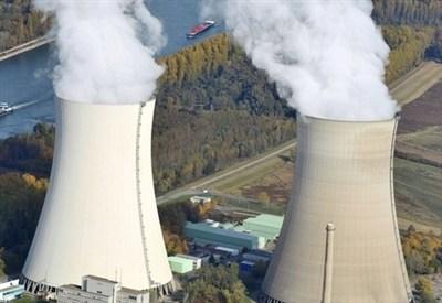 Centrali nucleari, infophoto