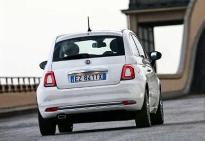 La nuova FIAT 500