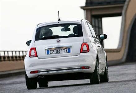 NUOVA FIAT 500 / Foto, info e caratteristiche: Lounge il secondo nuovo allestimento