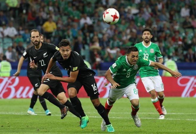 Confederations Cup 2017, la Germania batte l'Australia 3-2