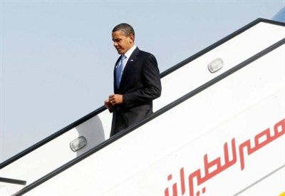 Barack Obama in visita al Cairo