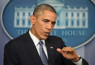 Il presidente americano Barak Obama