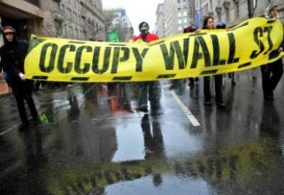 Occupy Wall Street a Washington (InfoPhoto)