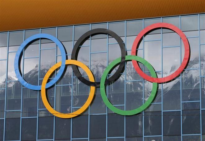 Gli anelli olimpici