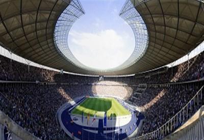L'Olympiastadion di Berlino (Infophoto)