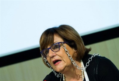 Rossella Orlandi, direttrice dell'Agenzia delle Entrate (Infophoto)