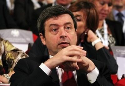 Andrea Orlando, ministro della Giustizia (Infophoto)