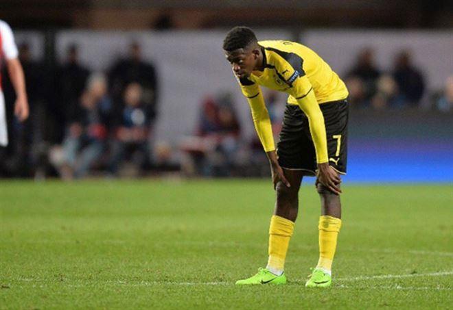 Dembelè lascia il Borussia Dortmund: vuole il Barcellona