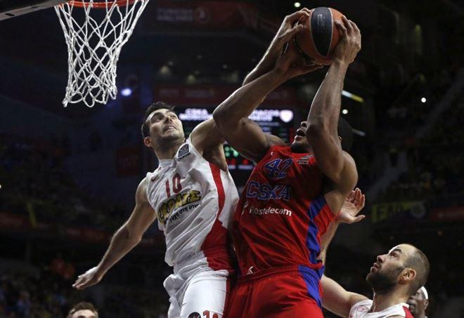 Eurolega 2017, Final Four: diretta CSKA Mosca-Olympiacos (LAPRESSE)