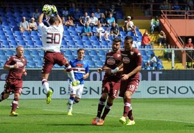 Daniele Padelli, portiere del Torino (Infophoto)