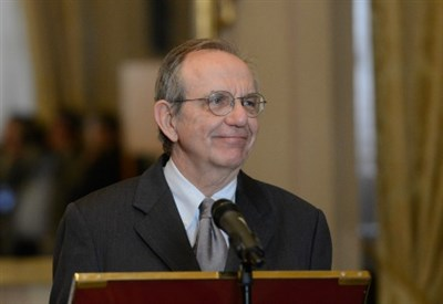 Il ministro dell'Economia, Pier Carlo Padoan (Infophoto)
