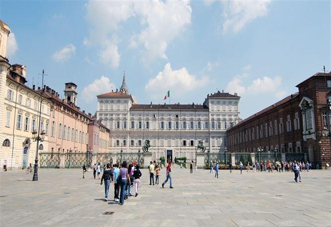 Rogo in seminterrato di Palazzo Reale