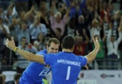 Italvolley (Fonte Infophoto)