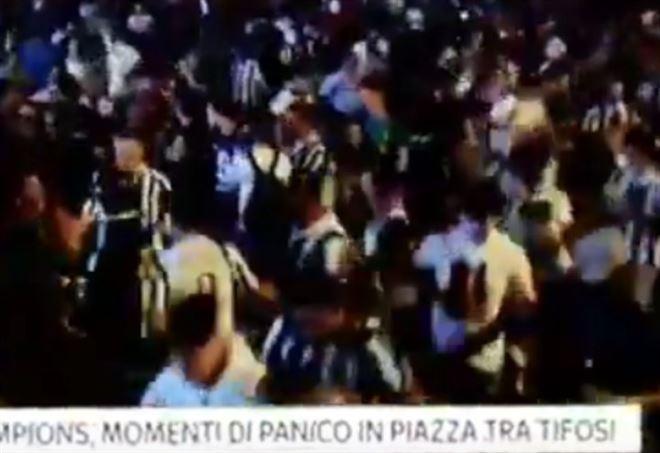 Torino, padre bimbo ferito: Mai più mio figlio in piazza tra folla