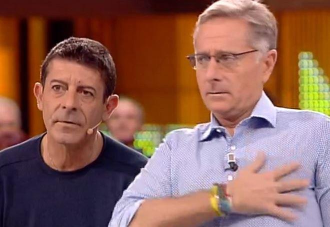 Paolo Bonolis, frecciatina a Barbara D'Urso (Canale 5)