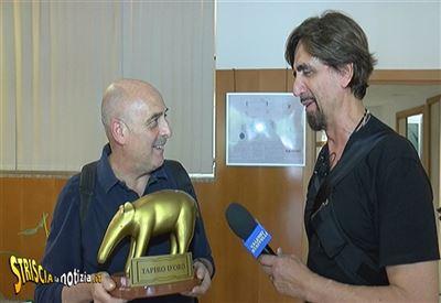 PAOLO BROSIO/ Video, Tapiro d'Oro al fervente sostenitore di Medjugorje (L'Arena)