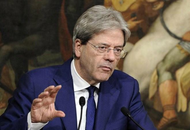 Ultime notizie, Paolo Gentiloni (foto LaPresse)