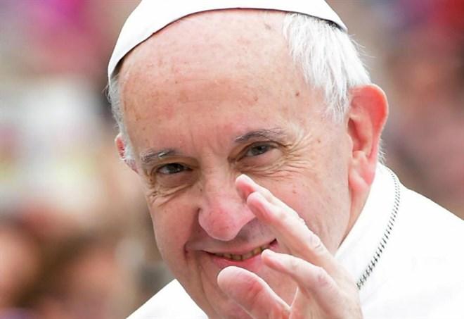 Papa Francesco - LaPresse