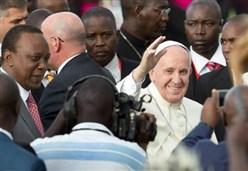 PAPA IN AFRICA/ Francesco, la festa del cuore contro la cultura dello scarto