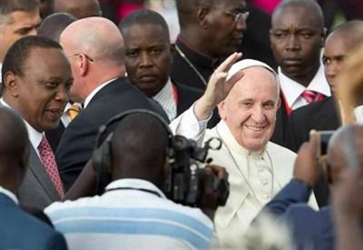 Papa Francesco (immagine dal web)