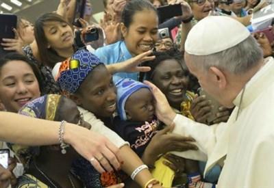 Papa Francesco in Uganda (foto dal web)