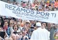 La promessa di papa Francesco