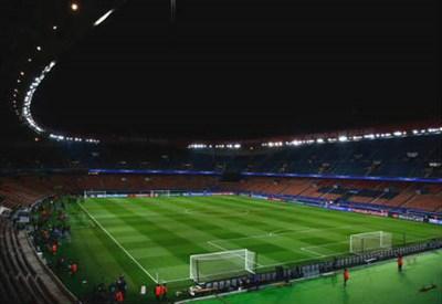Lo stadio Parc des Princes di Parigi (dall'account Twitter ufficiale @ChampionsLeague)