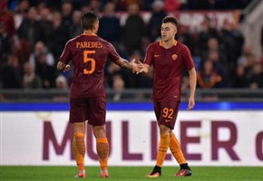 Video/ Roma-Sampdoria (4-0): highlights e gol della partita (Coppa Italia 2016-2017, ottavi)