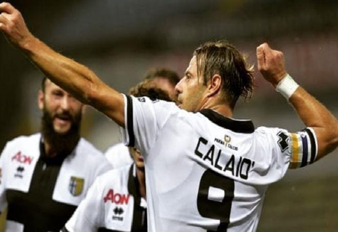Emanuele Calaiò - Foto Instagram