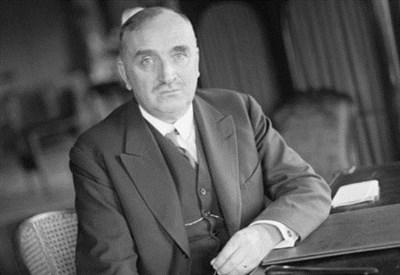 Paul Claudel (1868-1955) (Immagine d'archivio)