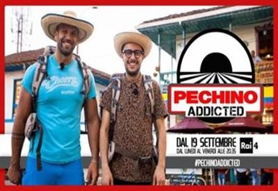Andrea Pinna e Roberto Bertolini in Pechino Addicted, la fascia quotidiana di Pechino Express 2016